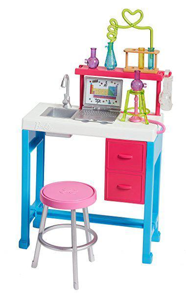 """Barbie Игровой набор """"Научная лаборатория"""", Барби"""