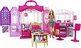 """Barbie Игровой набор """"Переносной домик Барби"""" , фото 2"""