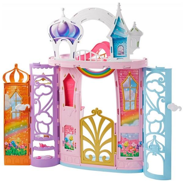 """Barbie Игровой набор """"Радужный дворец"""""""
