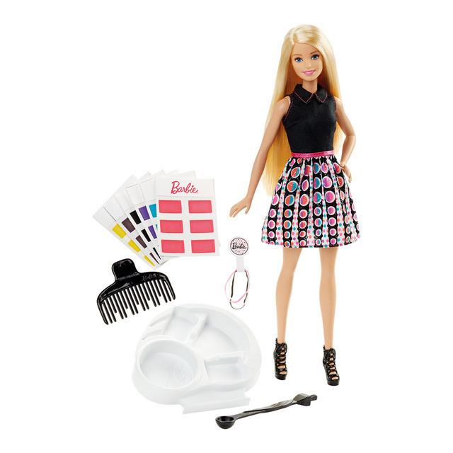 """Barbie Игровой Набор """"Разноцветный микс"""", Барби"""