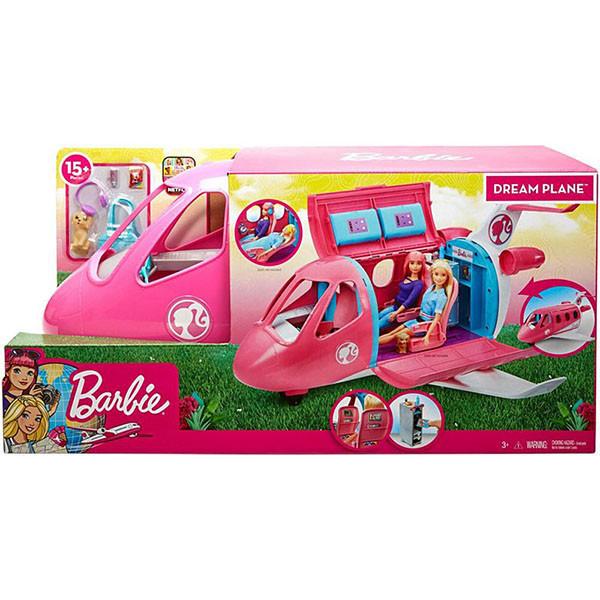"""Barbie Игровой набор """"Самолет мечты"""", Барби"""