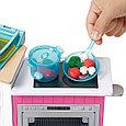"""Barbie Игровой набор """"Супер кухня с куклой"""", Барби, фото 2"""