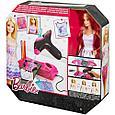 Barbie Игровой набор «Дизайн-студия для создания цветных нарядов с куклой Барби» , фото 2