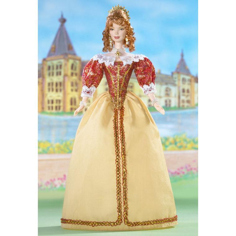 "Barbie Коллекционная кукла Барби ""Куклы Мира"", Принцесса Голландии"