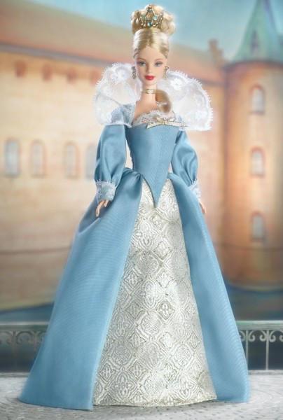 "Barbie Коллекционная кукла Барби ""Куклы Мира"", Принцесса Дании"