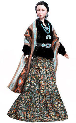 "Barbie Коллекционная кукла Барби ""Куклы Мира"", Принцесса племени Навахо"