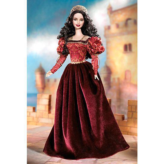 "Barbie Коллекционная кукла Барби ""Куклы Мира"", Принцесса Португалии"
