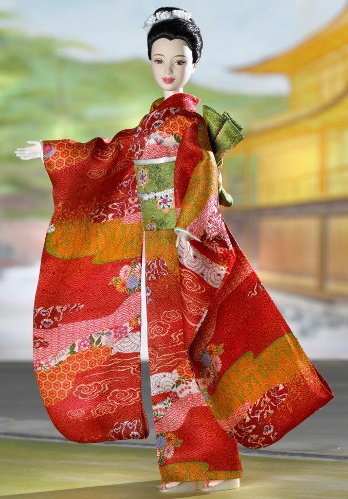 """Barbie Коллекционная кукла Барби """"Куклы Мира"""", Принцесса Японии"""
