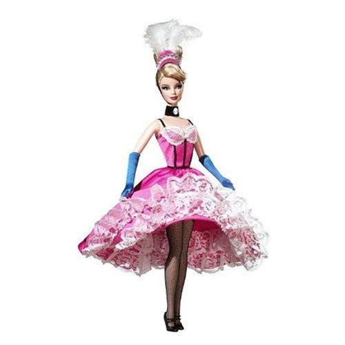 "Barbie Коллекционная кукла Барби ""Куклы Мира"", Франция"