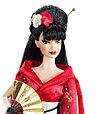 """Barbie Коллекционная кукла Барби """"Куклы Мира"""", Япония, фото 5"""
