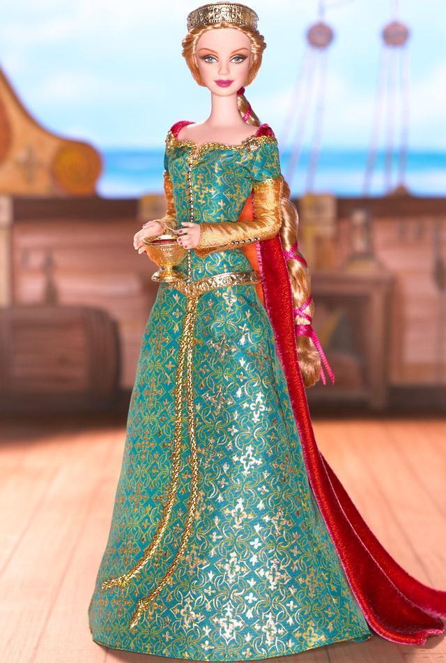 "Barbie Коллекционная кукла Барби ""Легенды Ирландии"", The Spellbound Lover"