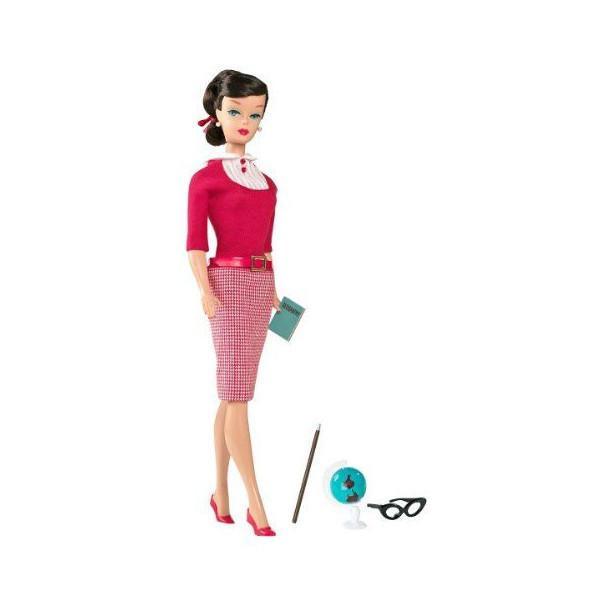 """Barbie Коллекционная кукла Барби """"Моя Любимая Карьера"""" , Преподаватель"""