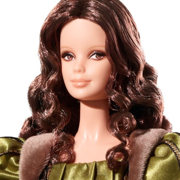 "Barbie Коллекционная кукла Барби ""Музейная коллекция"" Леонардо да Винчи"