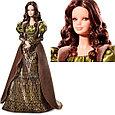 "Barbie Коллекционная кукла Барби ""Музейная коллекция"" Леонардо да Винчи, фото 2"