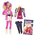 "Barbie Коллекционная кукла Барби ""Рок энд Ролл"" Винтажная Мода 1986 год, фото 2"