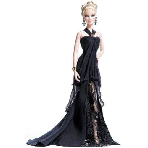 """Barbie Коллекционная кукла Барби """"Трансляция с красной дорожки"""" от Badgley Mischka"""