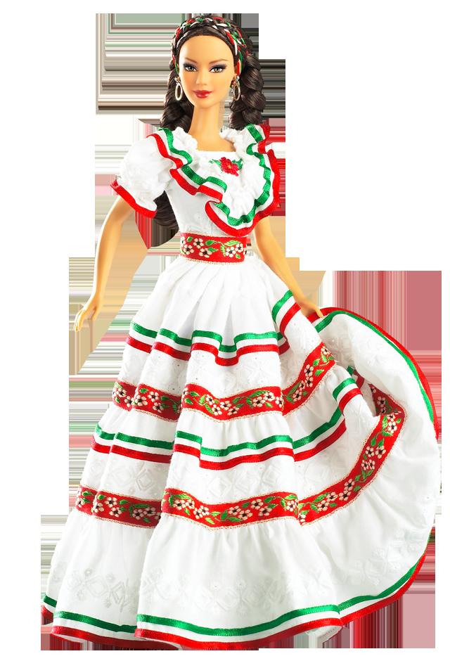 "Barbie Коллекционная кукла Барби ""Фестивали Мира"", Синко де Майо - Мексика"