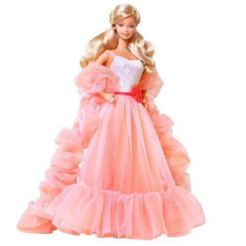 Barbie Коллекционная кукла Барби 1985 год, Кремовый персик