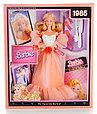 Barbie Коллекционная кукла Барби 1985 год, Кремовый персик, фото 2