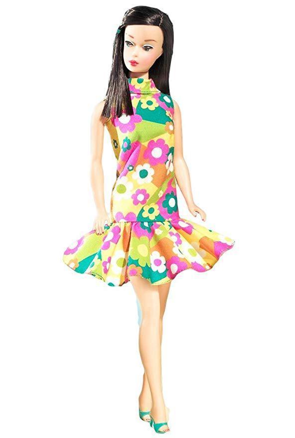 "Barbie Коллекционная кукла Барби Винтажная ""Магия цвета"""