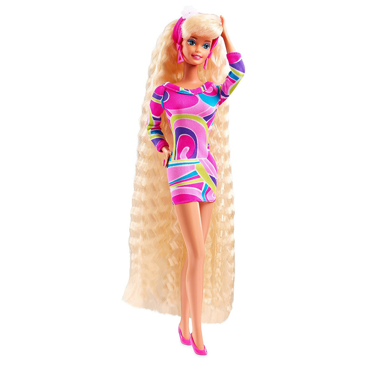 Barbie Коллекционная кукла Барби, Totally Hair
