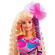 Barbie Коллекционная кукла Барби, Totally Hair, фото 4