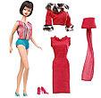 Barbie Коллекционная кукла Винтажная Мода 1965 год, Барби, фото 2