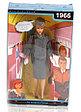 Barbie Коллекционная кукла Винтажная Мода 1966 год, Барби, фото 2
