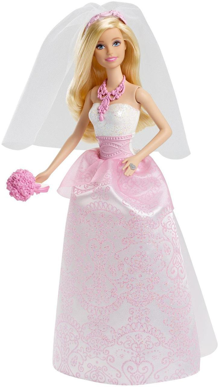 "Barbie Кукла Барби ""Сказочная невеста"""