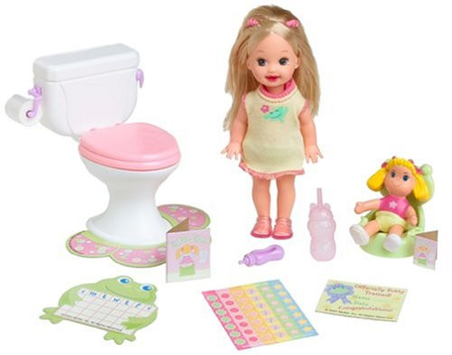 Barbie Кукла Келли, младшая сестренка Барби