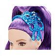Barbie Кукла Фея Барби с фиолетовыми волосами, фото 5