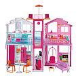 """Barbie Кукольный домик Барби """"Городской дом Малибу"""", фото 2"""
