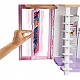 """Barbie Кукольный домик Барби """"Дом Малибу"""", 6 комнат, 25 аксессуаров, фото 4"""