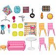 """Barbie Кукольный домик Барби """"Дом Малибу"""", 6 комнат, 25 аксессуаров, фото 7"""