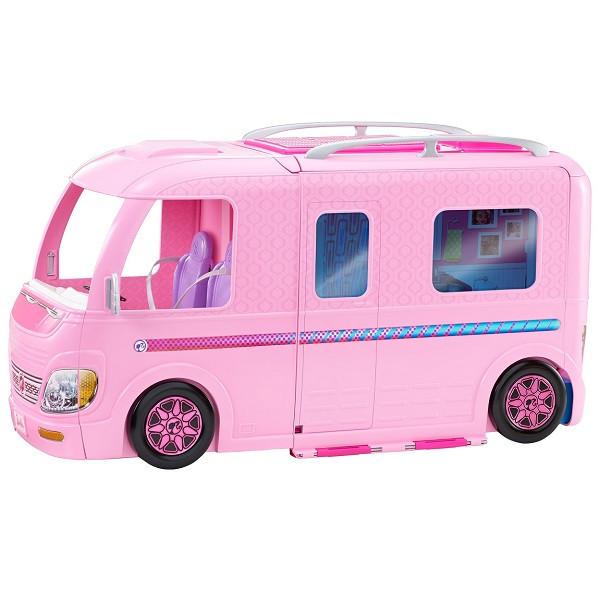 """Barbie Машина Барби """"Волшебный раскладной фургон"""""""