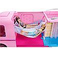 "Barbie Машина Барби ""Волшебный раскладной фургон"", фото 5"