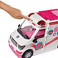 Barbie Машина скорой помощи Барби (свет, звук), фото 5