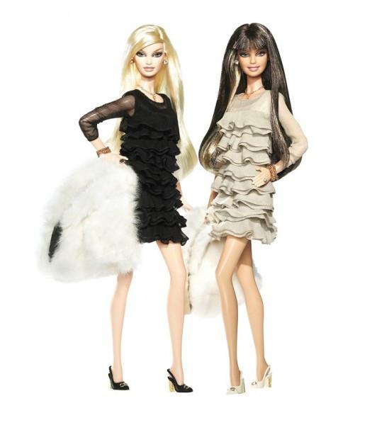 """Barbie Набор Коллекционных кукол Барби """"Беверли Хилз"""""""