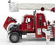 Bruder Игрушечная Пожарная машина MACK (Брудер), фото 2