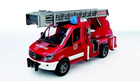 Bruder Игрушечная Пожарная машина Mercedes-Benz Sprinter (Брудер)