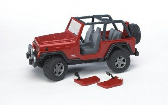 Bruder Игрушечный Внедорожник Jeep Wrangler (Брудер)