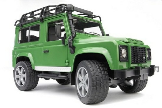 Bruder Игрушечный Внедорожник Land Rover Defender (Брудер)