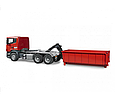 Bruder Игрушечный Контейнеровоз Scania со снимающимся контейнером (Брудер), фото 3