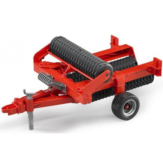 Bruder Игрушечный Кэмбриджский каток для игрушечного трактора (Брудер)
