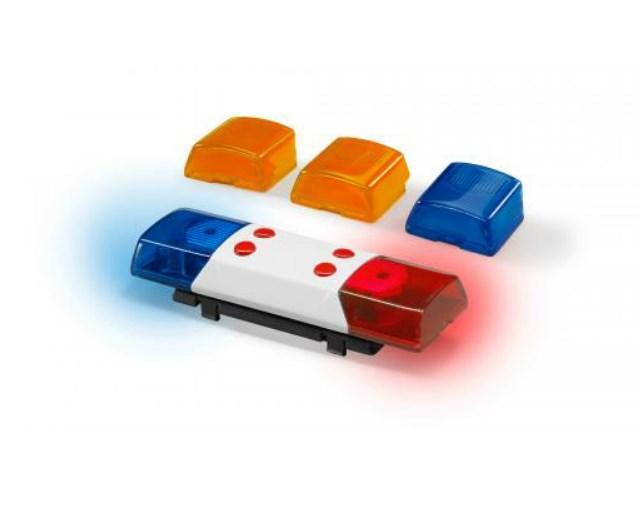 Bruder Игрушечный Модуль со световыми и звуковыми эффектами 02-802 (Брудер)