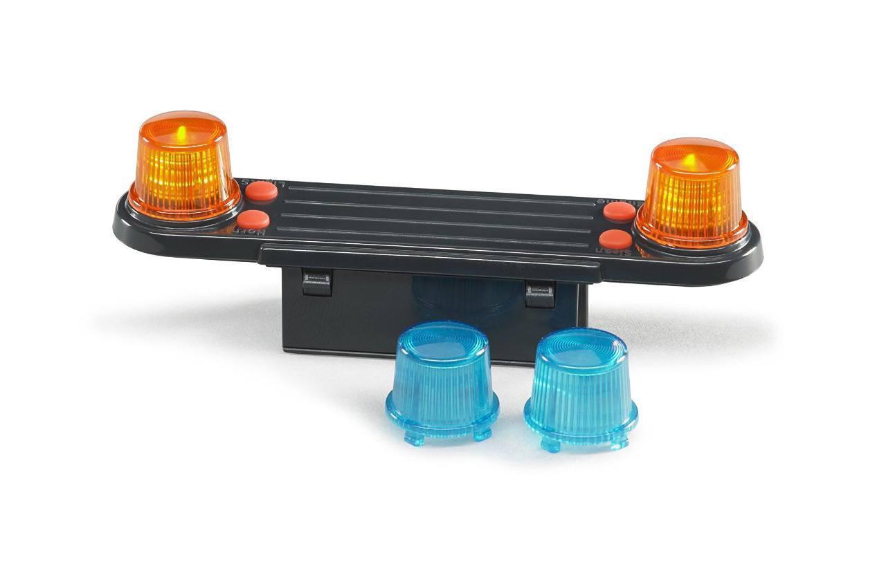 Bruder Игрушечный Модуль со световыми и звуковыми эффектами для автомобилей (Брудер)