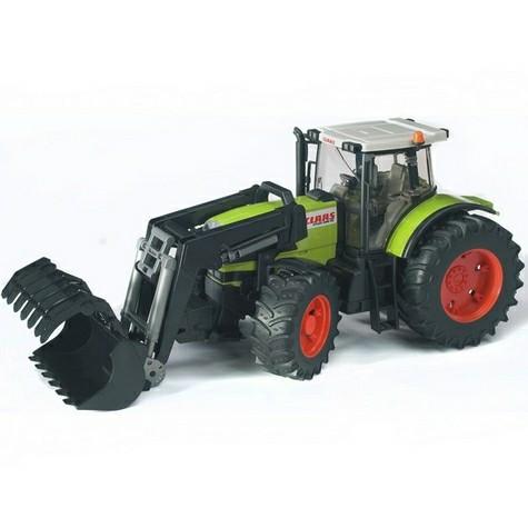 Bruder Игрушечный Трактор Claas Atles 936 RZ c погрузчиком (Брудер)