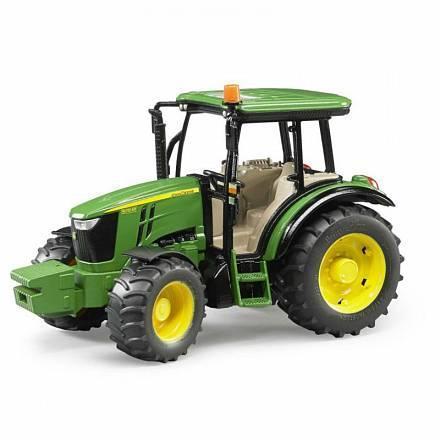 Bruder Игрушечный Трактор John Deere 5115M (Брудер 02-106)