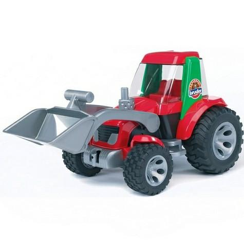 Bruder Игрушечный Трактор с ковшом Roadmax (Брудер)