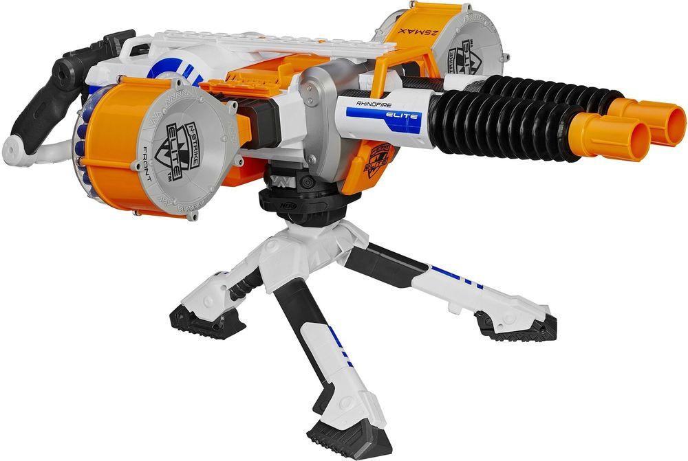 "Hasbro Nerf N-Strike Elite Бластер ""Рино-Файр"" (Rhino-Fire)"